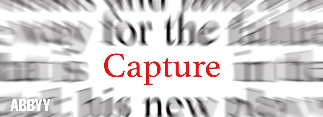 ABBY Capture