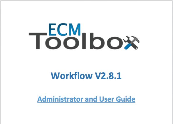 ECM Toolbox User Guide