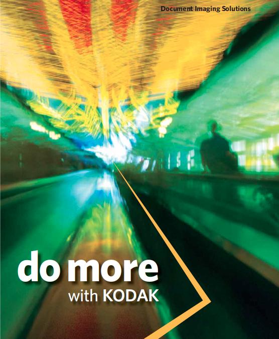 Kodak Scanning & Software