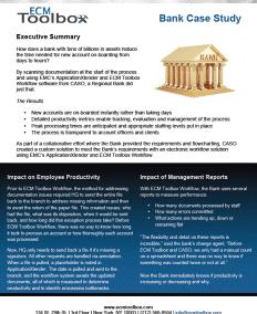 Bank Case Study