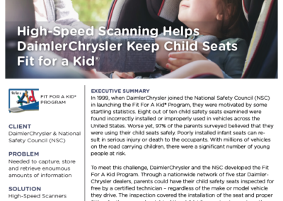Daimler-Chrysler Case Study