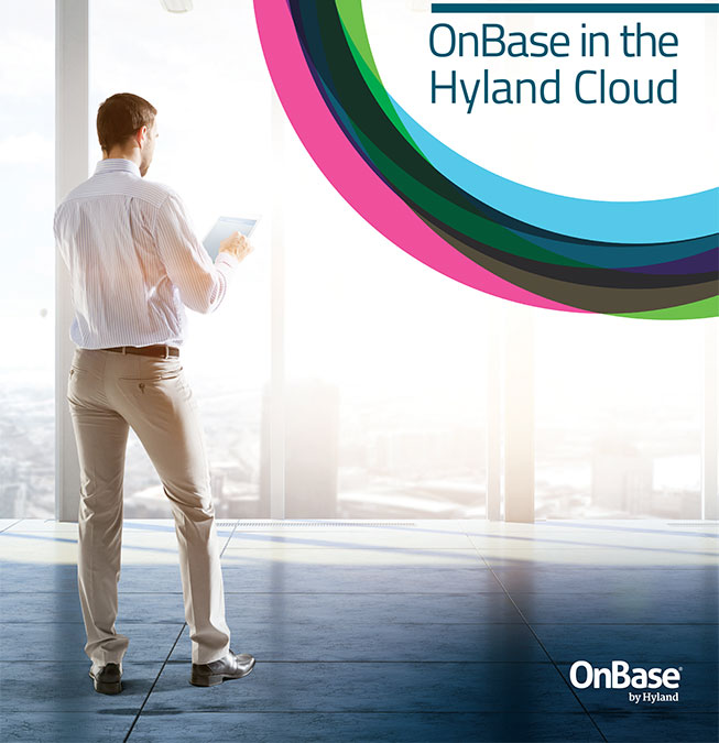 Hyland OnBase on the Cloud