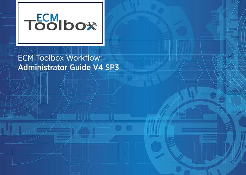 ECM Toolbox Administrator Guide V4 SP3